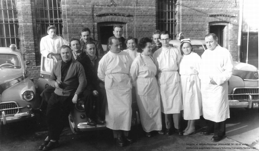 70-lecie pogotowie ratunkowe szczecin festyn