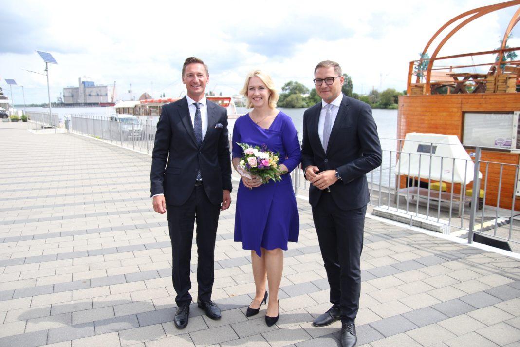 Olgierd Geblewicz Manuela Schwesig