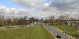 remont jezdni ulica Gdańska