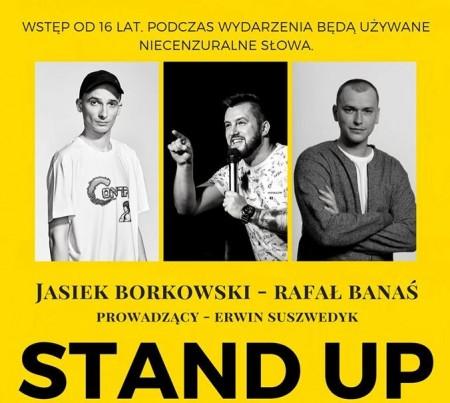 STAND UP w NDK! Jasiek Borkowski - Rafał Banaś