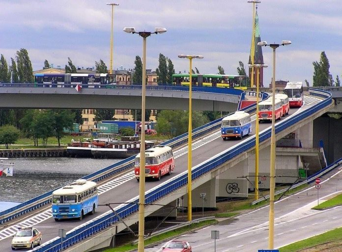 140 lat komunikacji miejskiej w Szczecinie