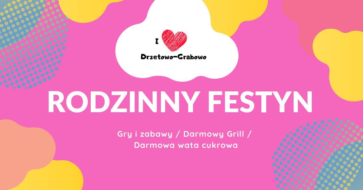 Rodzinny festyn na Drzetowie-Grabowie