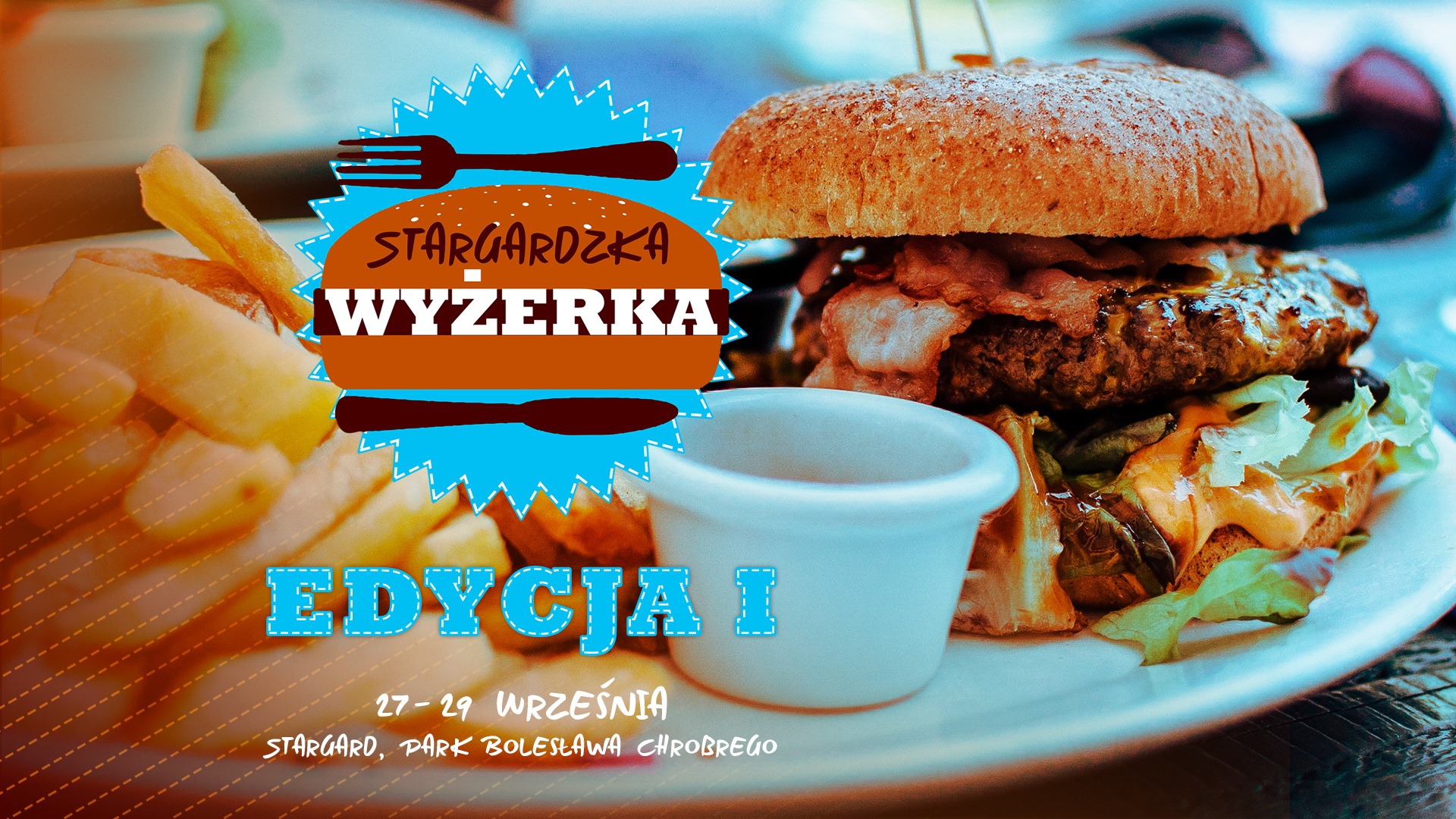 Stargardzka Wyżerka - festiwal food trucków