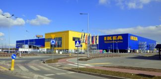 sklep IKEA Szczecin