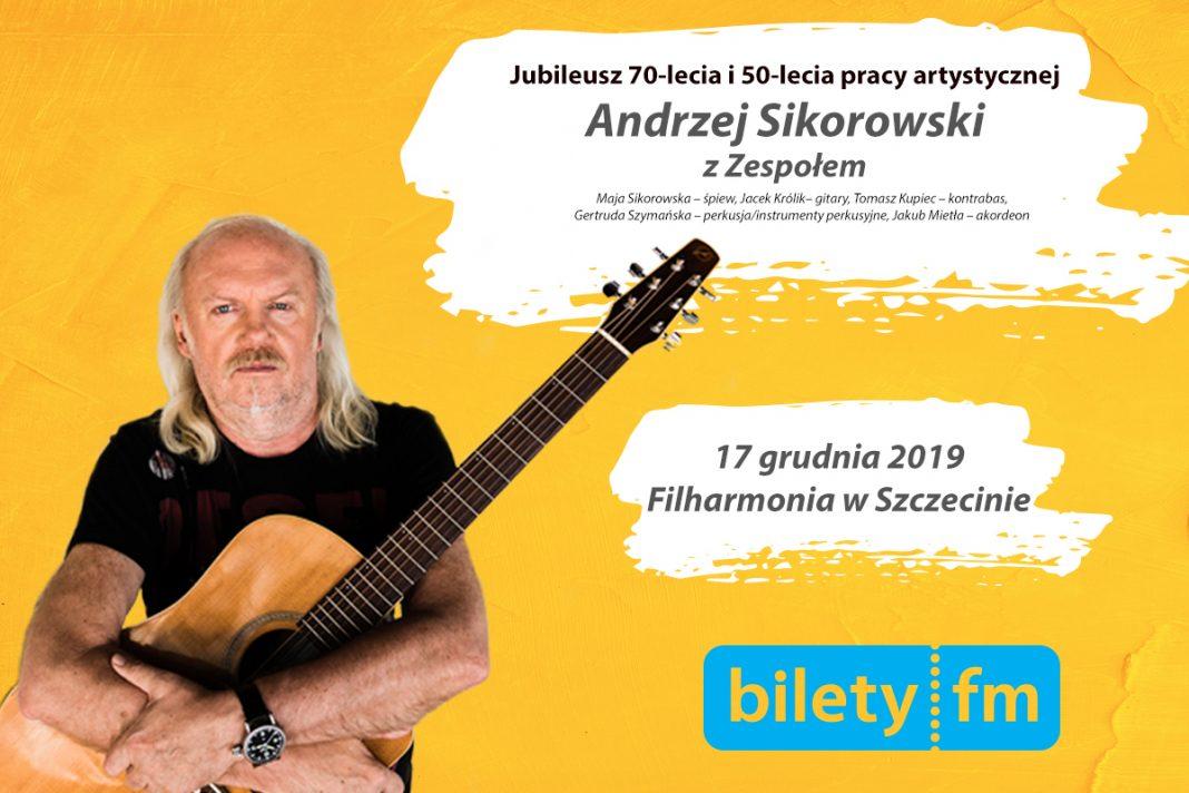 Andrzej Sikorowski koncert jubileuszowy