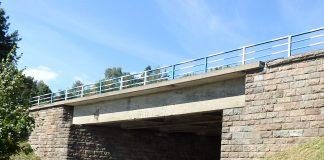 Rozbiórka wiaduktu w Lisowie 11.09 lub 12.09