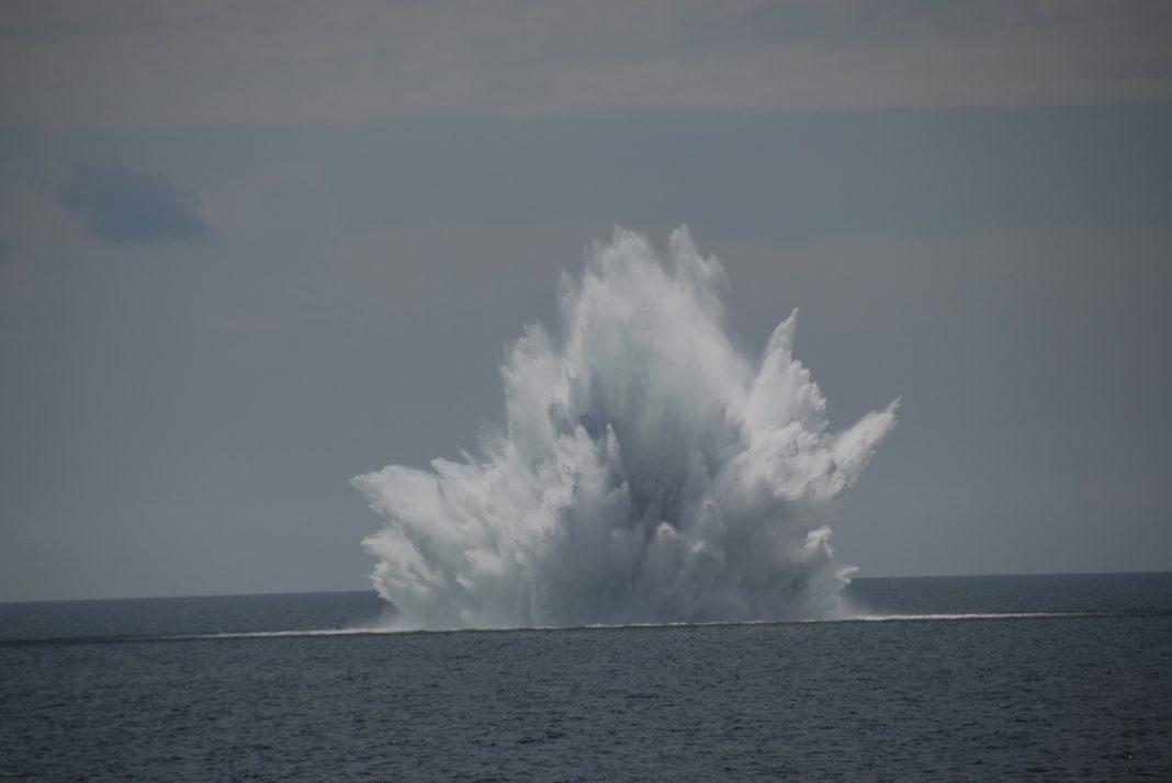 neutralizacja niewybuchów Świnoujście