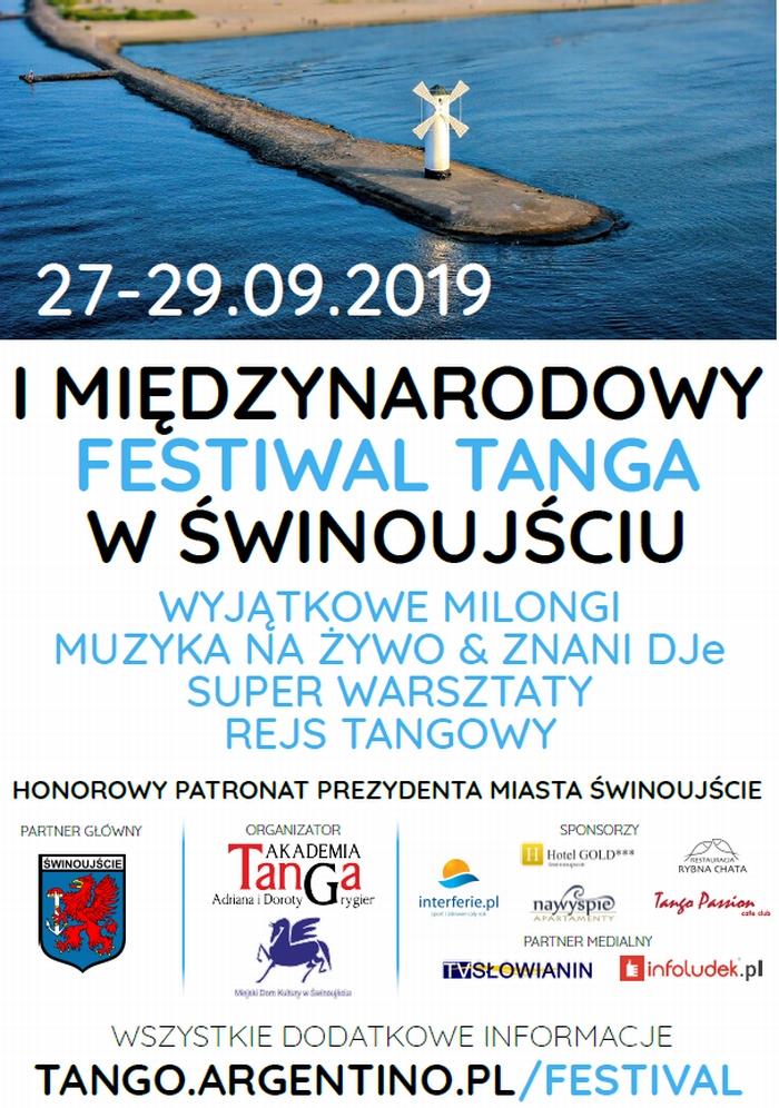 Międzynarodowy Festiwal Tanga Świnoujście