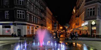 usypianie fontann Szczecin