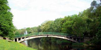 Mostek nad Jeziorem Rusałka - czy poznamy wykonawcę?