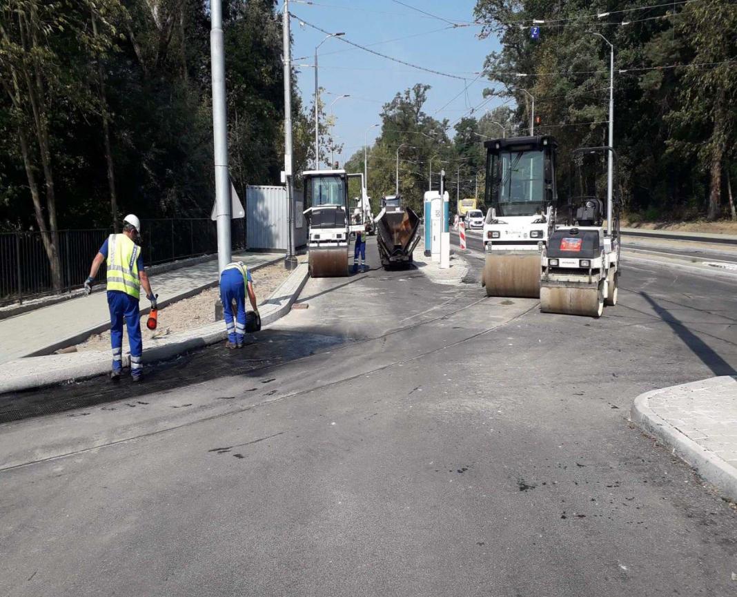 Trwają prace budowlane na ul. Arkońskiej