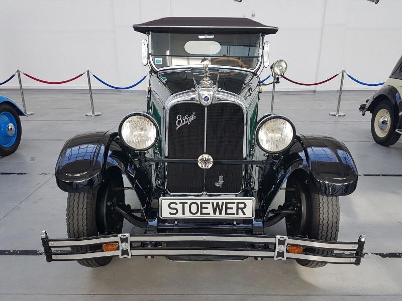 eksponaty Muzeum Stoewera