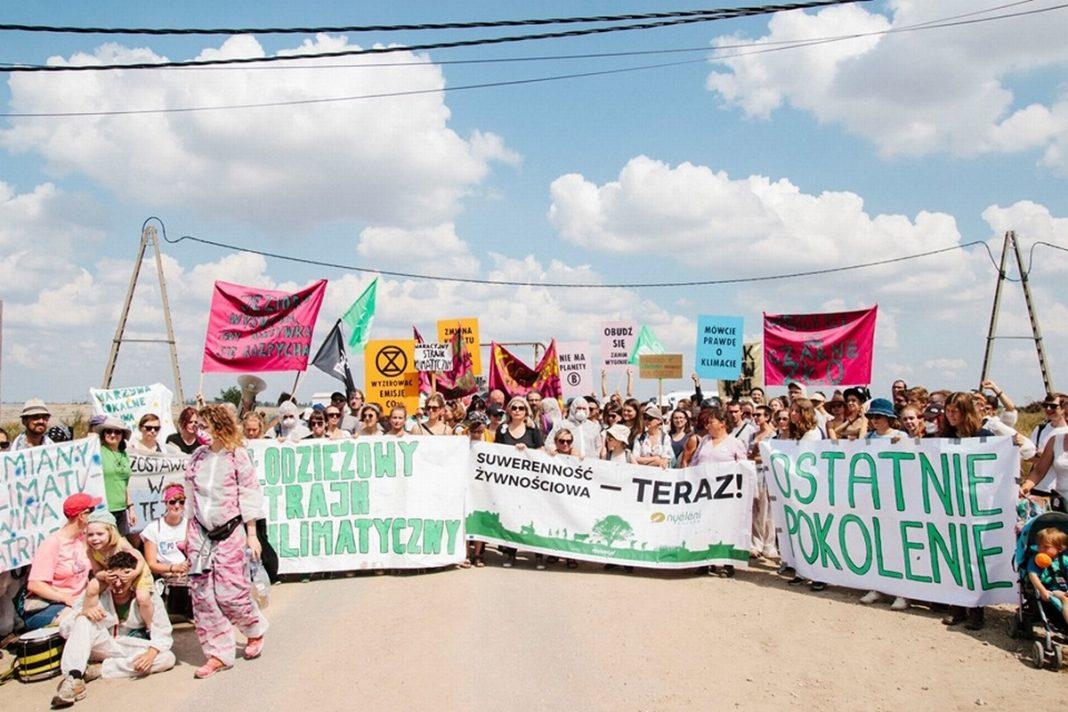 Protest Tysięcy Miast