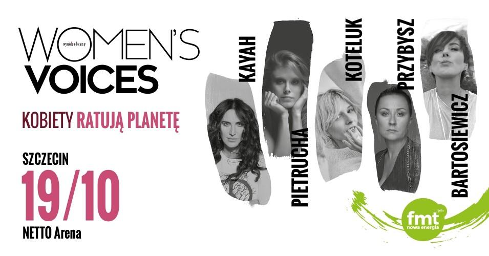 Women's Voices - Kobiety Ratują Planetę!