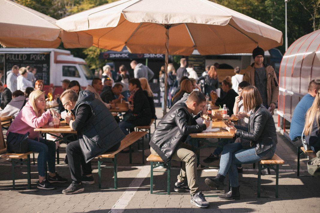Festiwal Food Trucków Atrium Molo