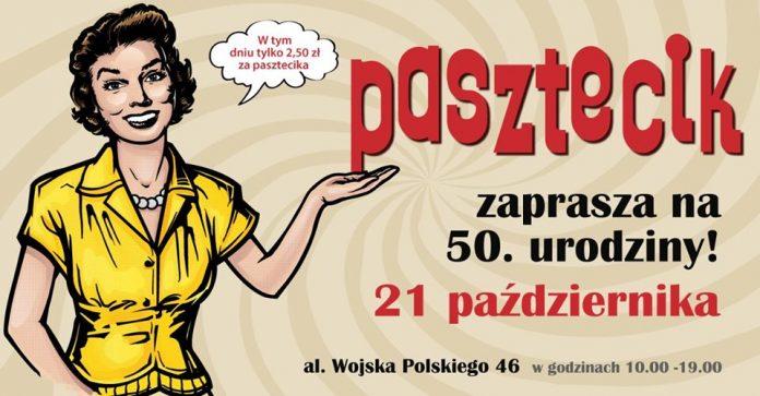 50. urodziny Pasztecika Szczecińskiego