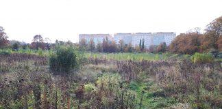Fabryka Wody przekazanie placu budowy