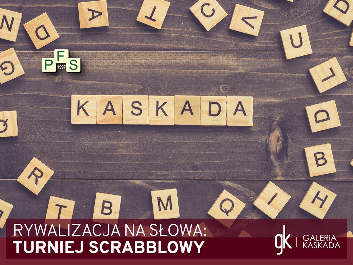 Scrabblowy weekend w Galerii Kaskada