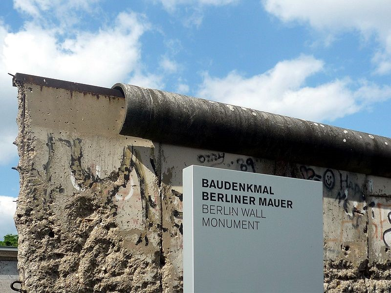 30-lecie muru berlińskiego wycieczka