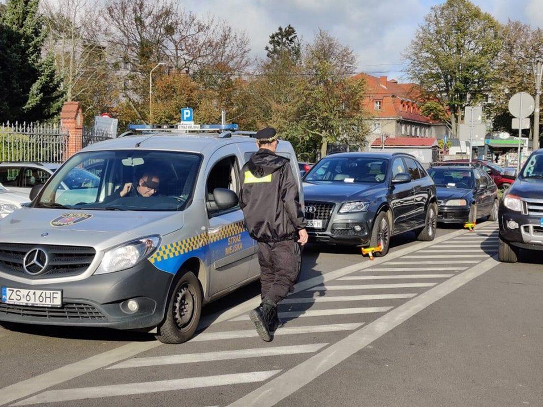 parkowanie Cmentarz Centralny mandaty