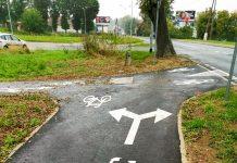 droga rowerowa Szczecin Stare Czarnowo