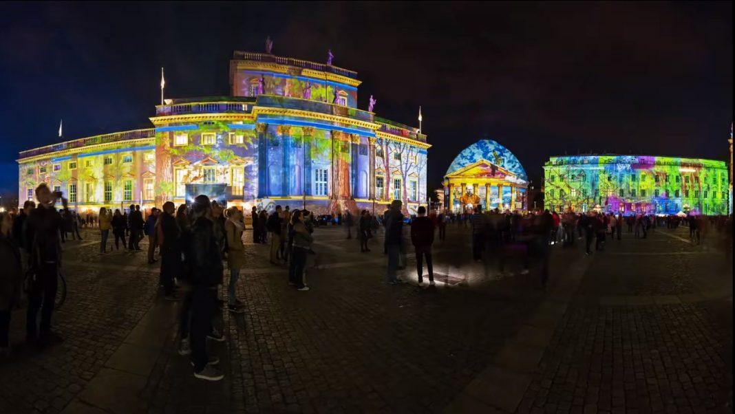 Festiwal Świateł Berlin