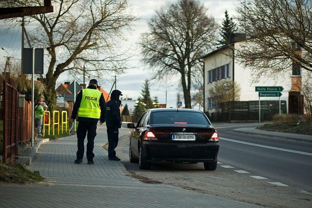 policja kontrola drogowa nowe przepisy