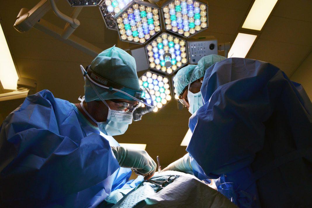 szpital Pomorzany rak jelita grubego LapCo