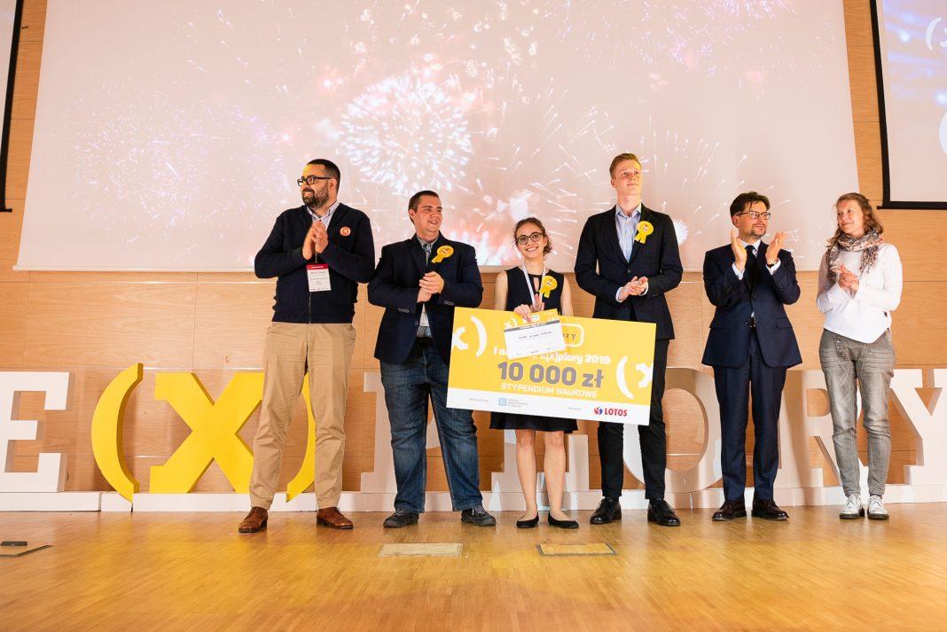 Konkurs Naukowy E(x)plory 2019 laureaci