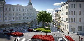 rewitalizacja centrum Szczecina
