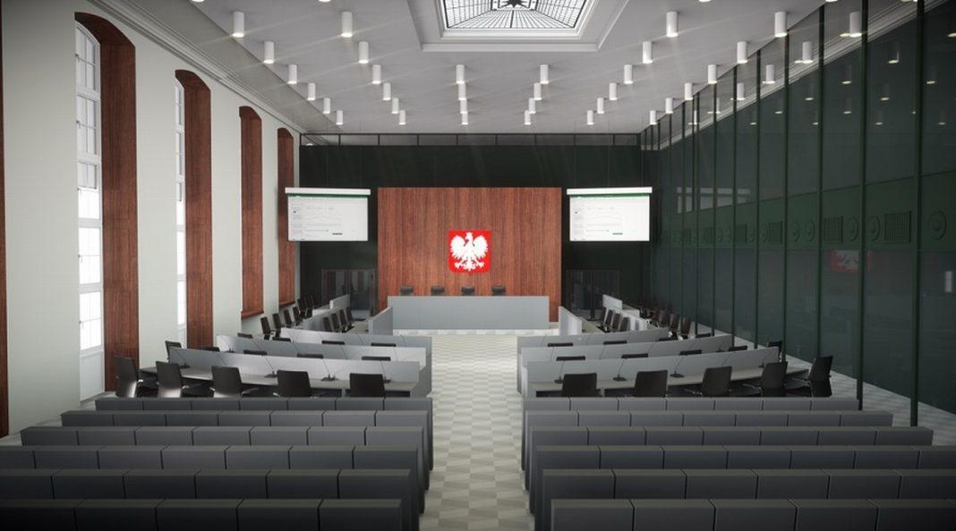 sala sesyjna wykonawca