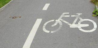 pasy rowerowe ul. Krzywoustego
