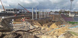stadion miejski budowa nowy etap