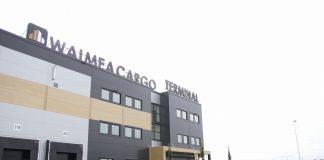terminal cargo lotnisko Szczecin–Goleniów