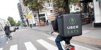 Uber Eats Szczecin