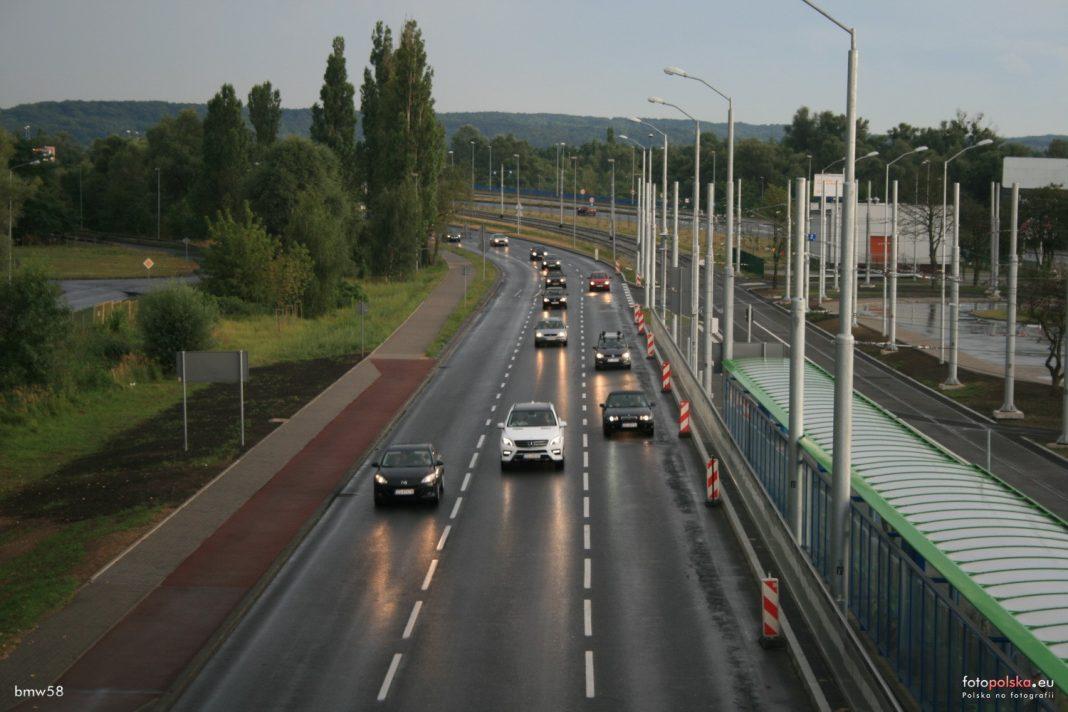 wymiana nawierzchni ulica Gdańska