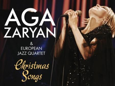 """Christmas Songs"" - Aga Zaryan feat. European Jazz Quartet"