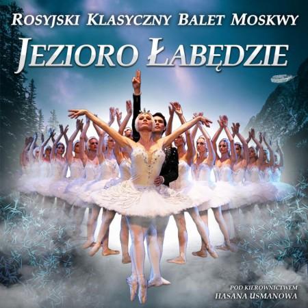 Rosyjski Klasyczny Balet Moskwy - Jezioro Łabędzie