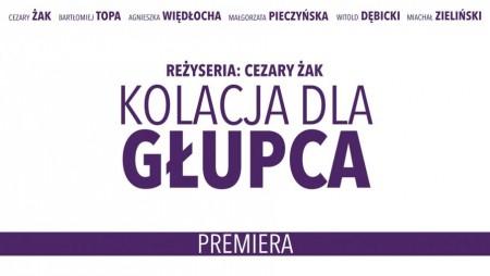 Kolacja dla głupca - komedia w gwiazdorskiej obsadzie!