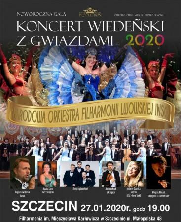 Koncert Wiedeński z Gwiazdami 2020 - VIVA Wiedeń - VIVA Broadway