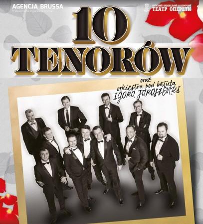 10 Tenorów!