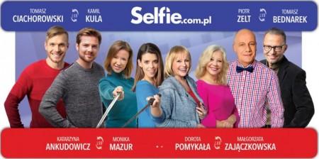 Dorota Pomykała, Monika Mazur, Piotr Zelt, Kamil Kula
