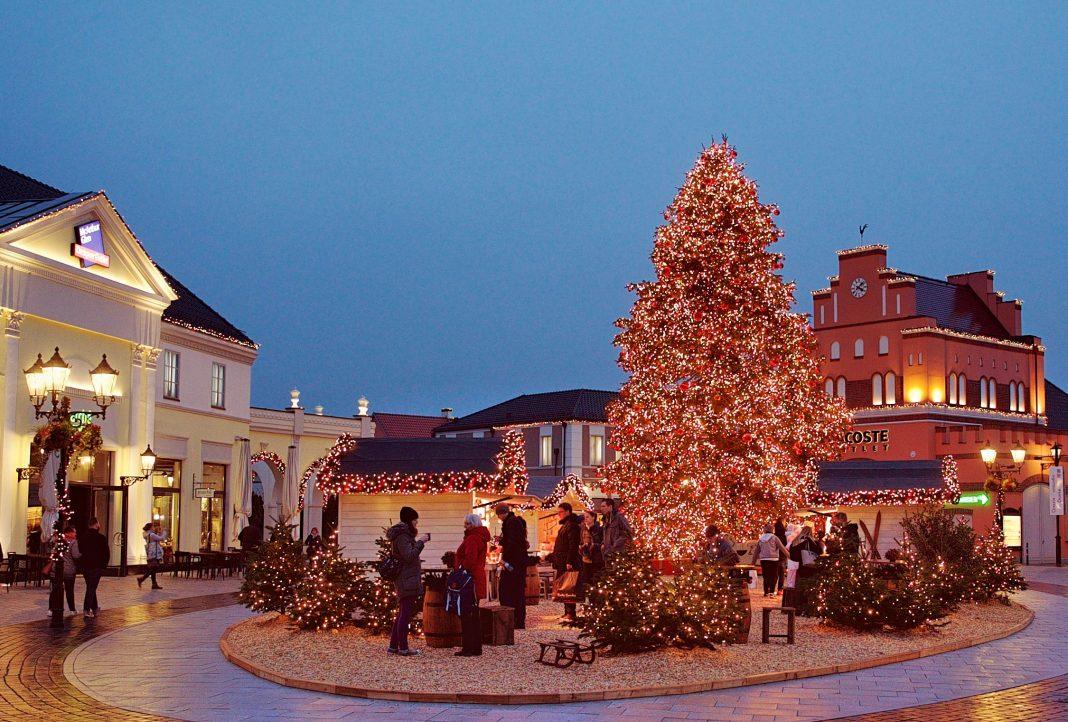 świąteczne zakupy Designer Outlet Berlin