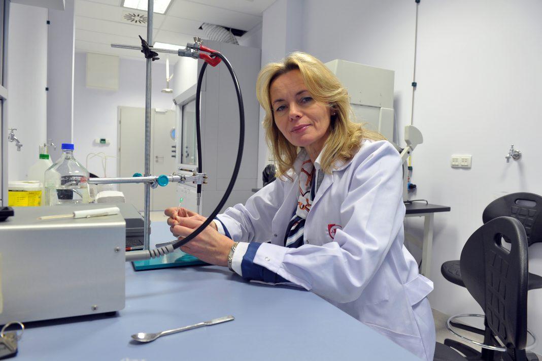 Mirosława El Fray stypendium Fulbrighta