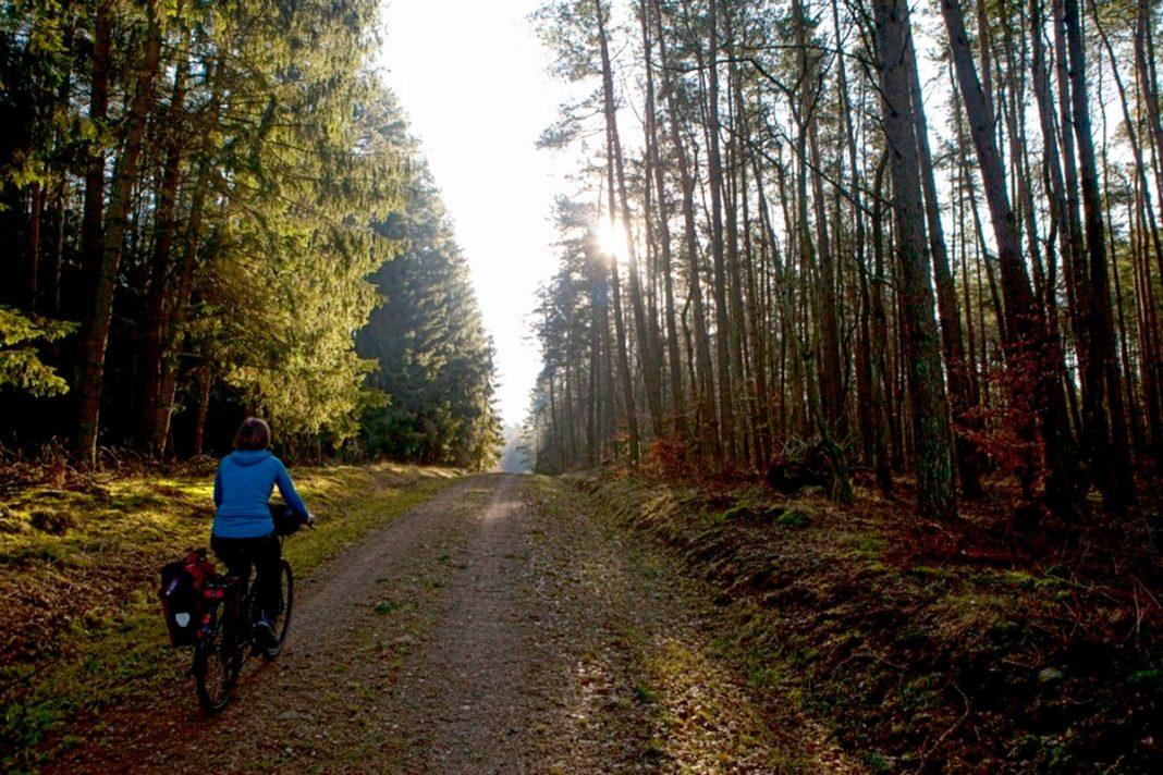 infrastruktura rowerowa Białogard