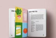 książka kucharska Smaki Śródmieścia