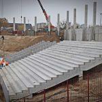 Stadion Miejski budowa trybuna zachodnia
