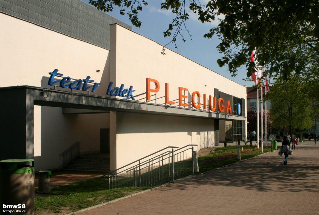 Teatr Lalek Pleciuga wsparcie Urząd Marszałkowski
