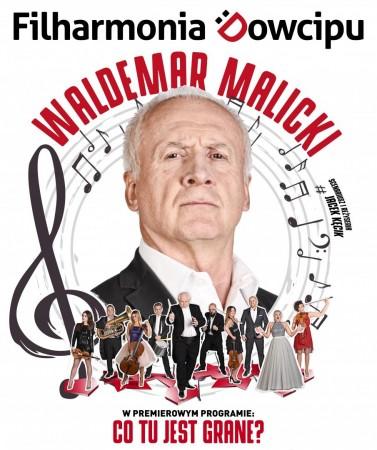 """Waldemar Malicki i Filharmonia Dowcipu w premierowym programie """"Co tu jest grane?"""""""
