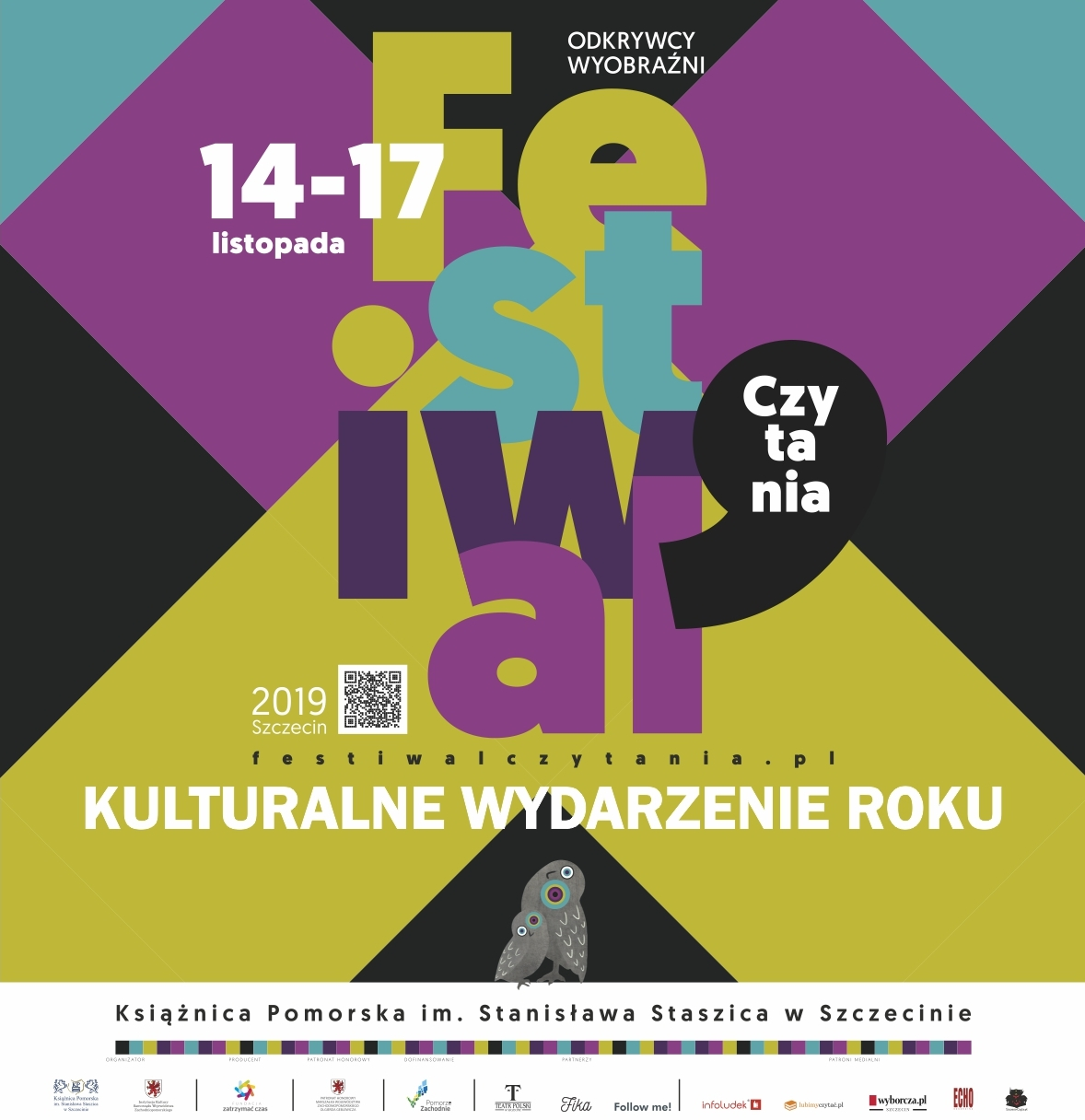 7. Festiwal Czytania Odkrywcy Wyobraźni